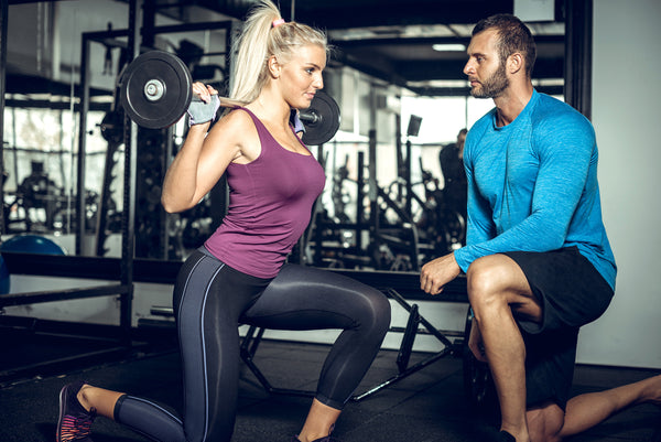 Mistakes Women Make in the Gym