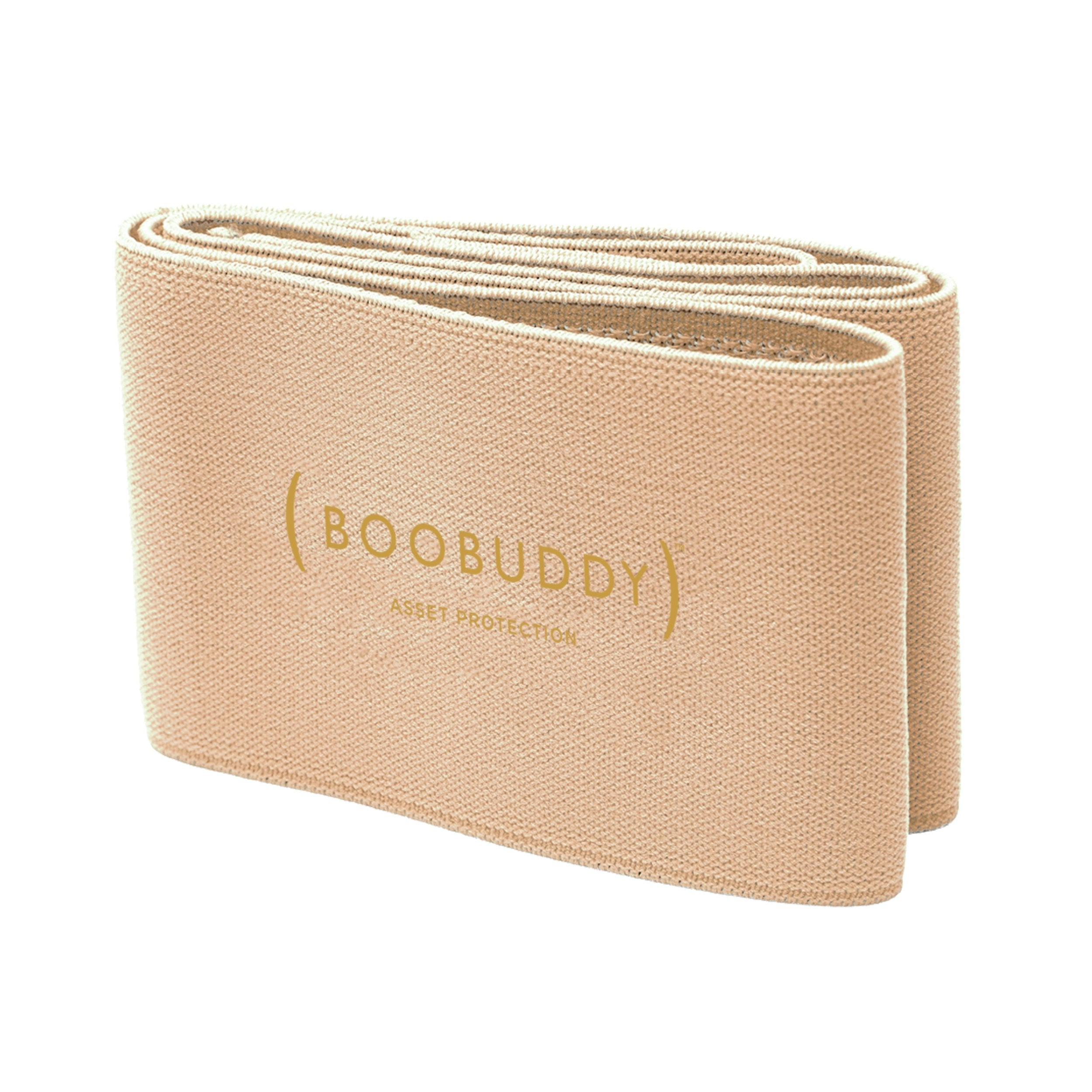 Boobuddy Adjustable Breast Support Band | Beige