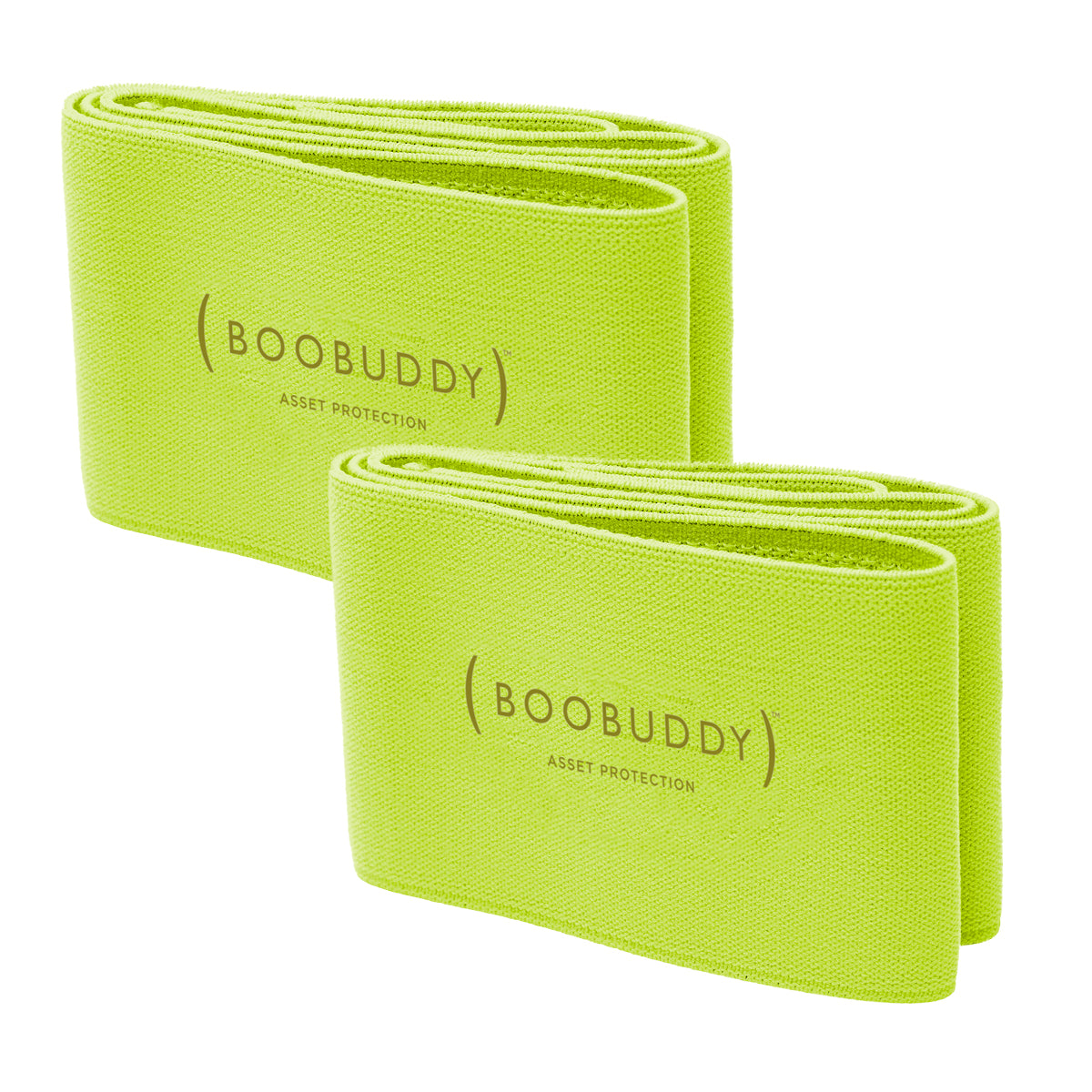 Original Boobuddy™ Twin Pack – Green