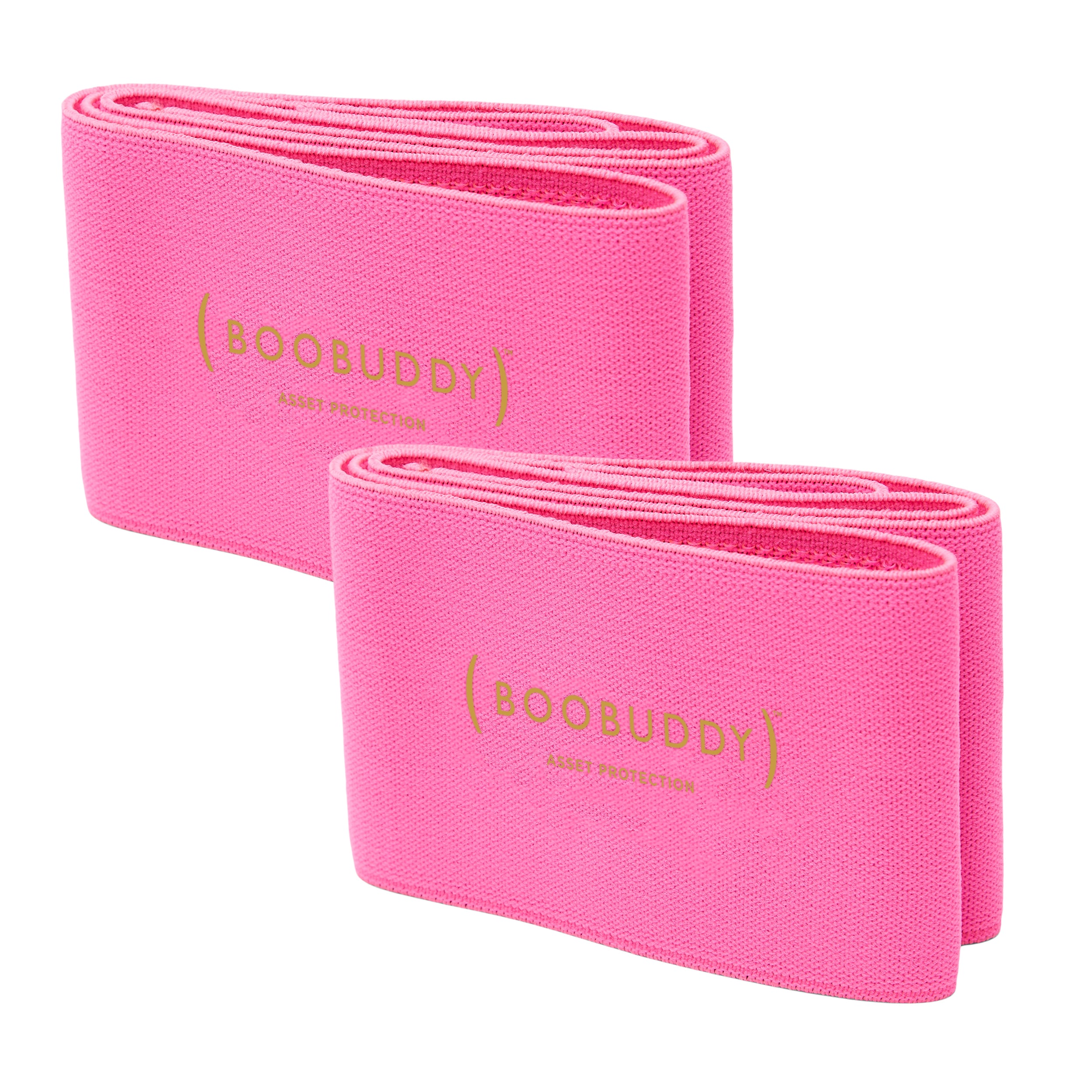 Boobuddy Adjustable Breast Support Band | Pink Bundle | Save £13!