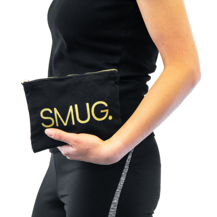 SMUG Travel Pouch - Black