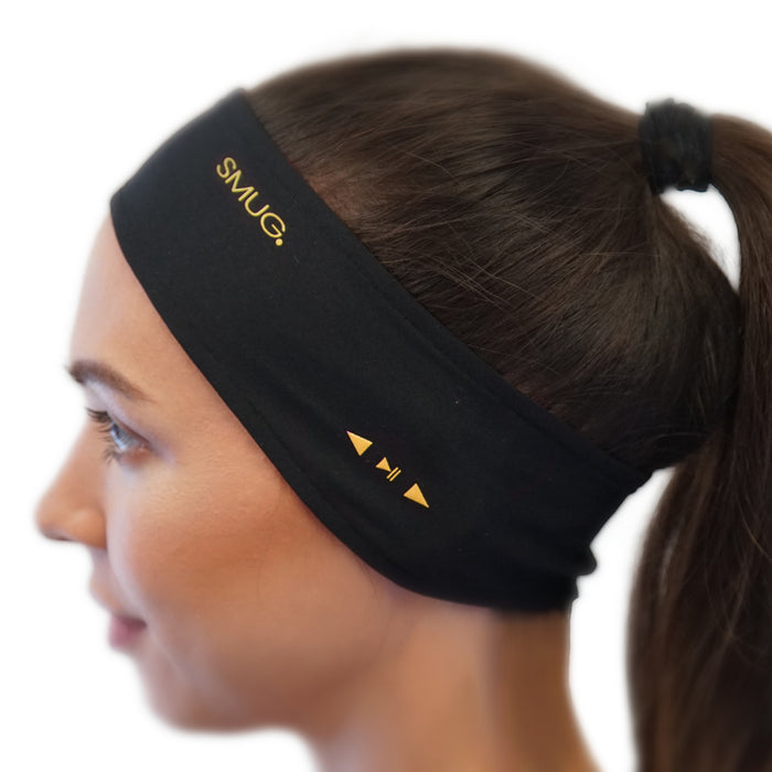 SMUG Bluetooth® Audio Headphone Headband