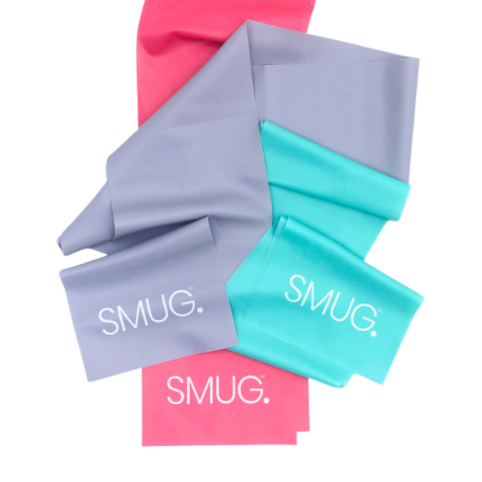 SMUG Pilates Resistance Band Set