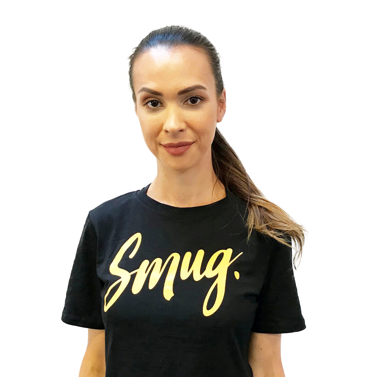 SMUG Active Gym/Workout T-Shirt