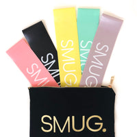 SMUG Active Looped Resistance Band Set