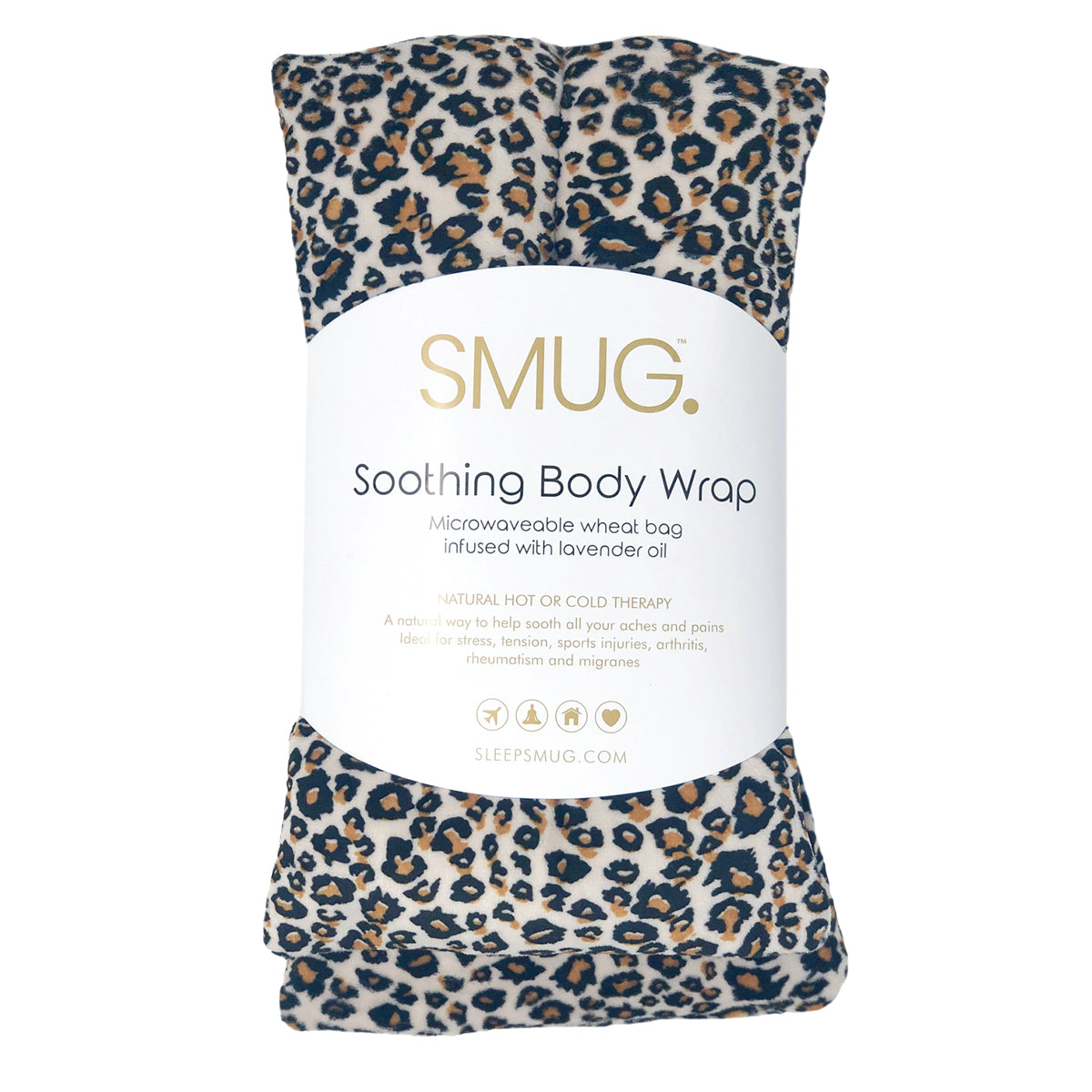 SMUG Hot & Cold Soothing Lavender Body Wrap