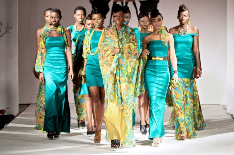 Highlights From Rwanda Fashion 2020