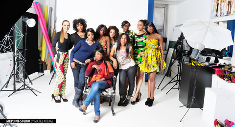 Alleon African Prints in Fashion based in Cologne Germany