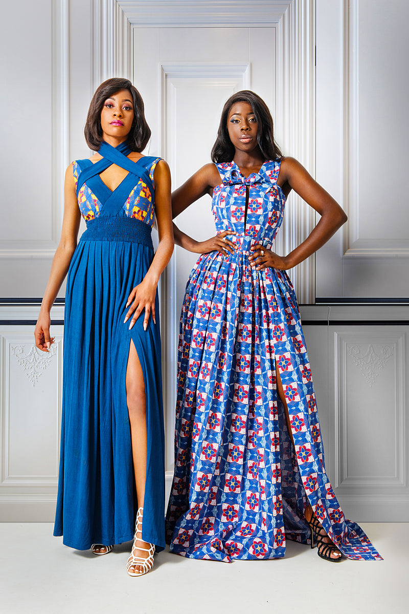 ALLEON offers hand-made, unique, ethical African fashion products in premium quality. Shop modern African clothing: African dresses, African skirts and more. Our Product range includes all sizes from small to extra large.
