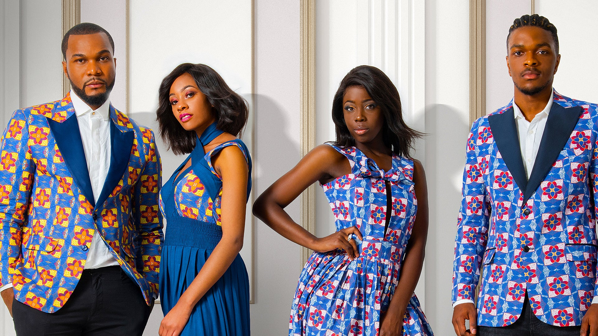 Buy African Clothing in African Prints