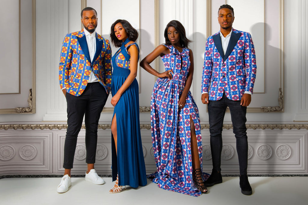 ALLEON African Fashion Collection - Arican Clothing including African Dresses, African Skirts, African Print Dresses, and more african prints products