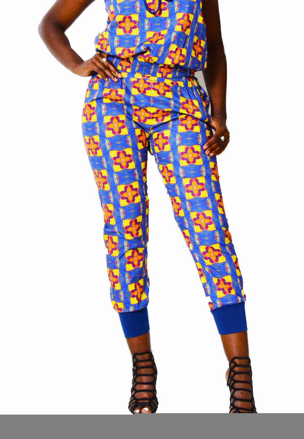 TrousersTrousers - Alleon traditional african prints