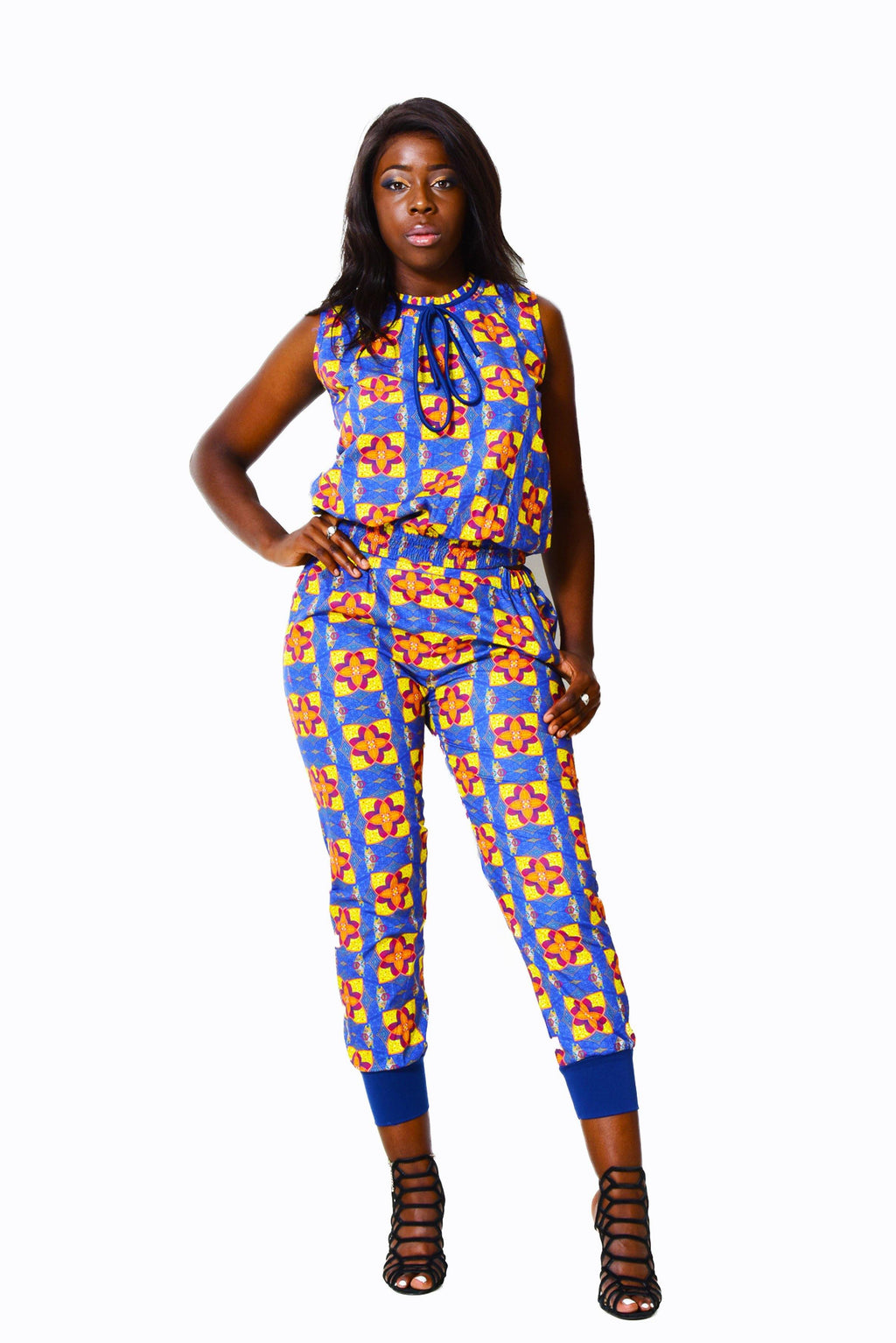 Trousers | African Print alleon1.myshopify.com