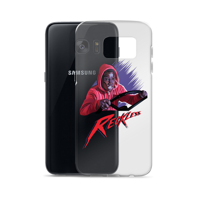 Reggie the Reckless Samsung Galaxy Cases