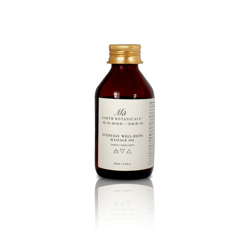 Everyday Well-Being Massage Oil
