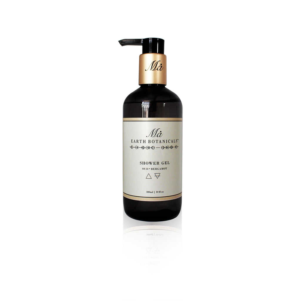 Oud & Bergamot Shower Gel