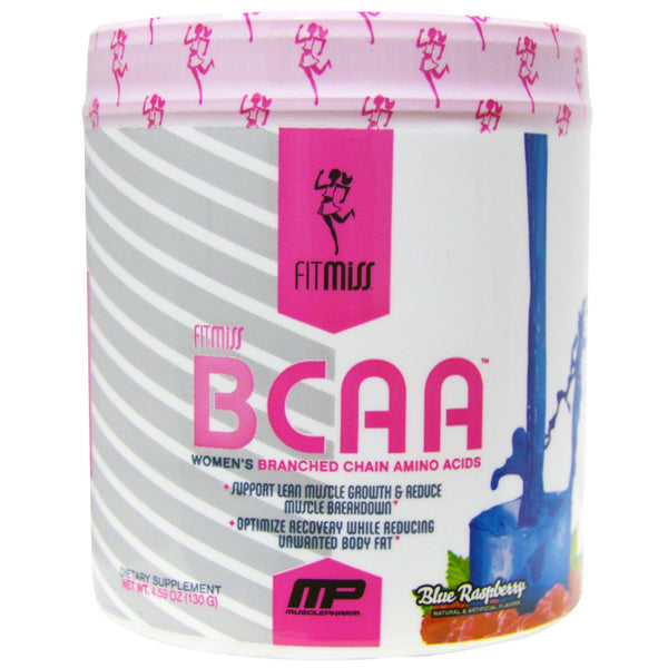 MusclePharm FitMiss BCAA 3:1:2 - 30 Serv