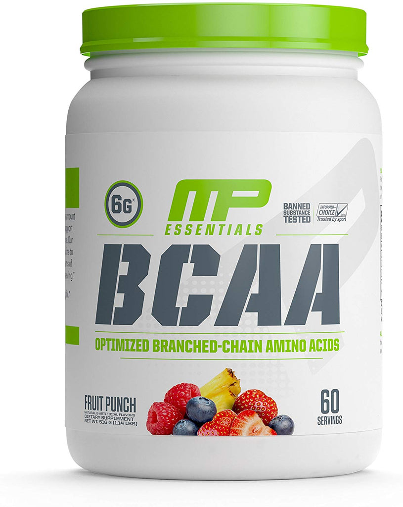 MusclePharm BCAA - 60 serv