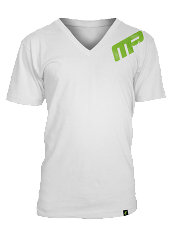 MusclePharm Classic V-Neck - Unlimited Nutrition