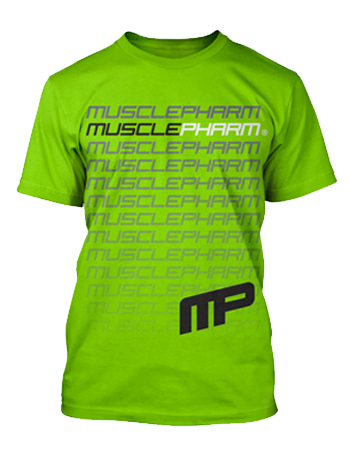 MusclePharm Flagship Tee - Unlimited Nutrition  - 1
