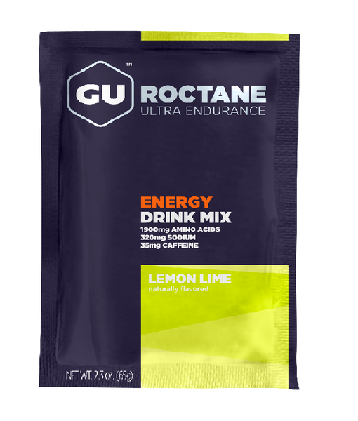GU Roctane Drink Mix - 10 Pack - Unlimited Nutrition  - 1