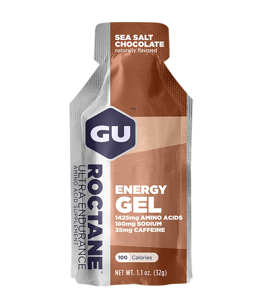 GU Energy Roctane Ultra Endurance Gel - 24 Pack - Unlimited Nutrition  - 2
