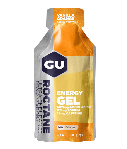 GU Energy Roctane Ultra Endurance Gel - 24 Pack - Unlimited Nutrition  - 1