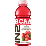IN2 BCAA RTD Cranberry, 3ltr (500ml x 6)