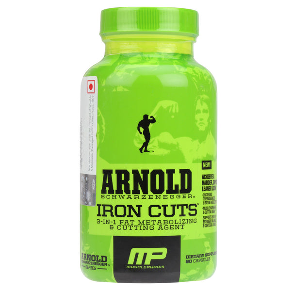 MP Arnold Schwarzenegger Series Iron Cuts- 30 Serv - Unlimited Nutrition