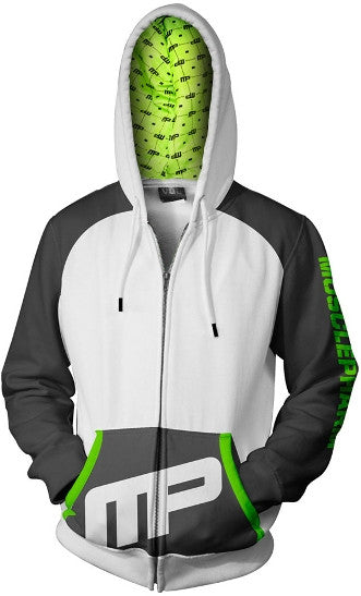 MusclePharm Combat Hoodie - Unlimited Nutrition  - 1