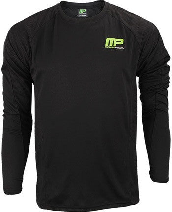 MusclePharm Long Sleeve Performance Top - Unlimited Nutrition