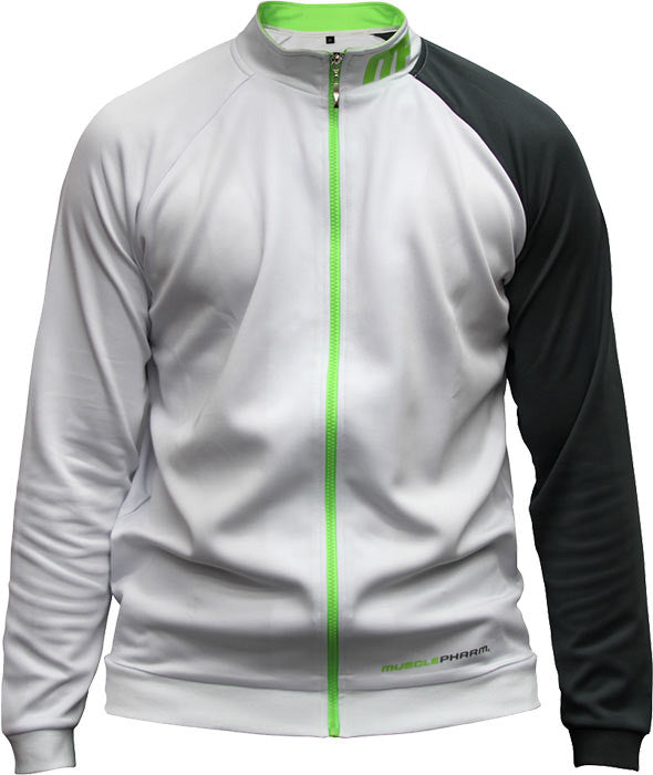 MusclePharm Trainer Track Jacket - Unlimited Nutrition  - 2