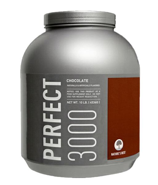 Nature's Best Perfect 3000 Gainer- 10Lbs - Unlimited Nutrition