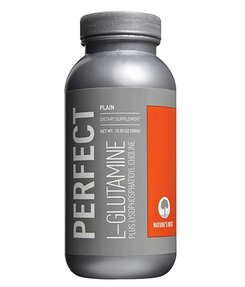 Nature's Best Perfect Glutamine- 300 Gm - Unlimited Nutrition