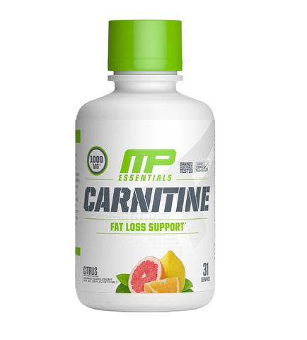 MusclePharm Carnitine Liquid - 30 serv