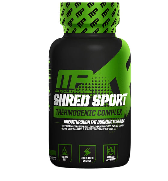 MusclePharm Shred- 30 Serv