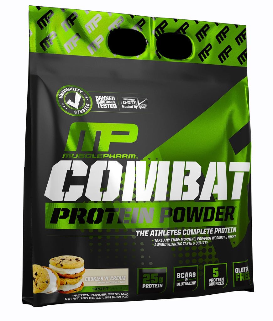 MusclePharm Combat- 10 Lbs
