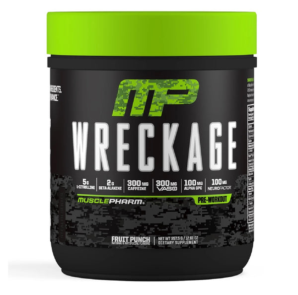 MusclePharm Wreckage - 25 Serv