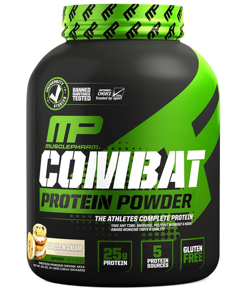 MusclePharm Combat- 4Lbs