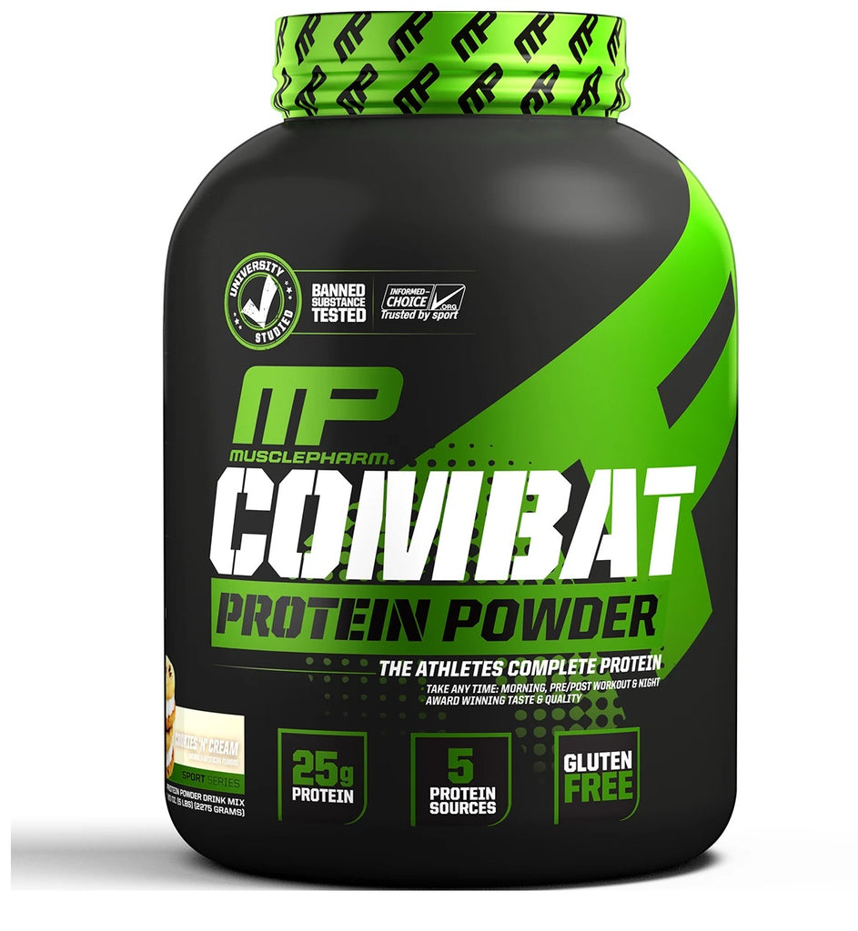 MusclePharm Combat- 5Lbs