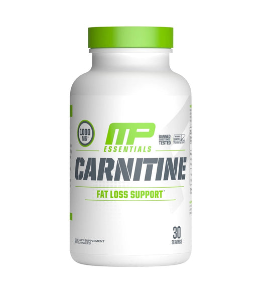 MusclePharm Carnitine Capsule - 30 serv