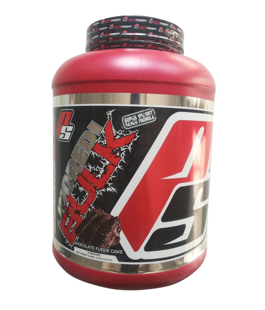 Pro Supps Incredibulk -6 Lbs - Unlimited Nutrition