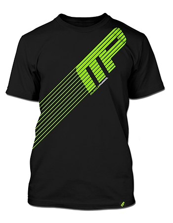MusclePharm Sport Lines Tee - Unlimited Nutrition  - 1