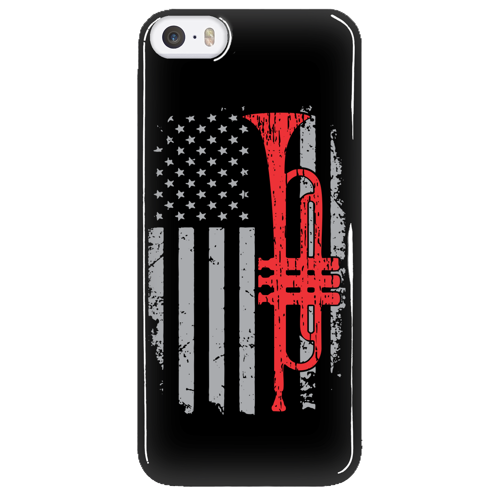 American Trumpet iPhone 5/6 Case - MainTune - 1