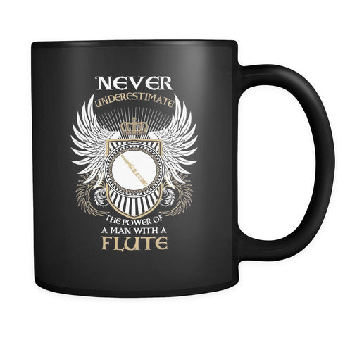 A Man With A Flute Mug - MainTune - 1