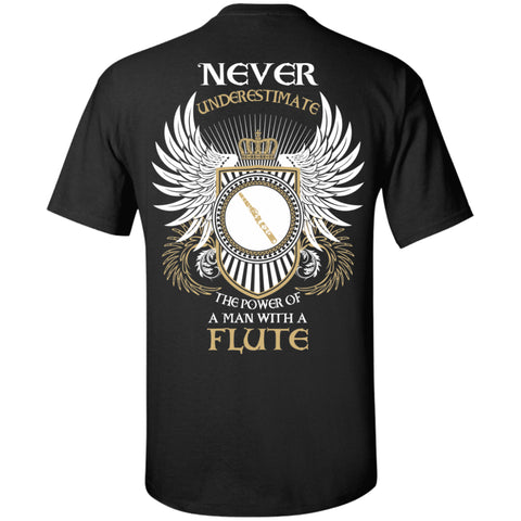A Man With A Flute T-Shirt - MainTune - 1
