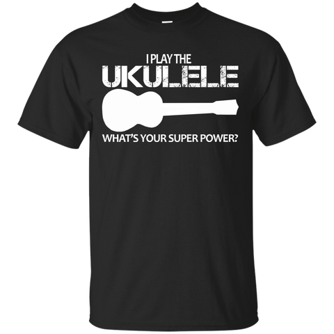 Ukulele Super Power T-Shirt