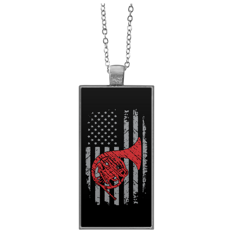 American Horn Necklace