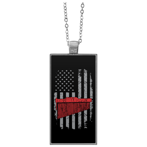 American Chimes Necklace