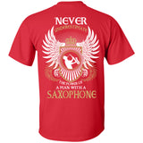 A Man With A Saxophone T-Shirt - MainTune - 7